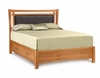 Copeland Furniture - Monterey King Bed With Leather Panel And Storage - 1-MON-21-STOR-LEATHER