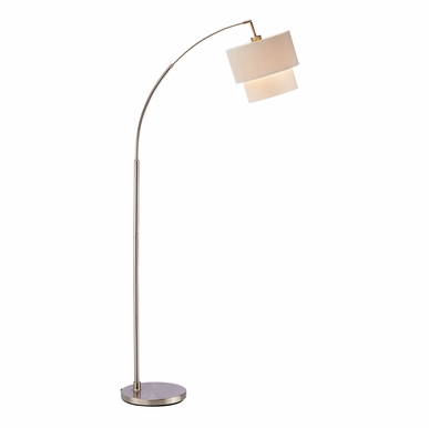 Adesso - Gala Arc Lamp in Natural Finish - 3029-12