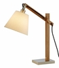 Adesso - Walden Table Lamp in Natural Finish - 4088-12