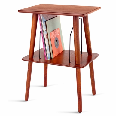 Crosley - Manchester Entertainment Center Stand in Paprika - ST66-PA