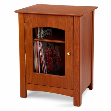 Crosley - Bardstown Entertainment Cabinet in Paprika - ST75-PA