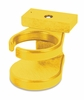 CR Plastic Products - Generations Adirondack Chair Cup Holder in Yellow - A01-04