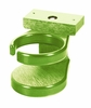 CR Plastic Products - Generations Adirondack Chair Cup Holder in Kiwi Lime - A01-17