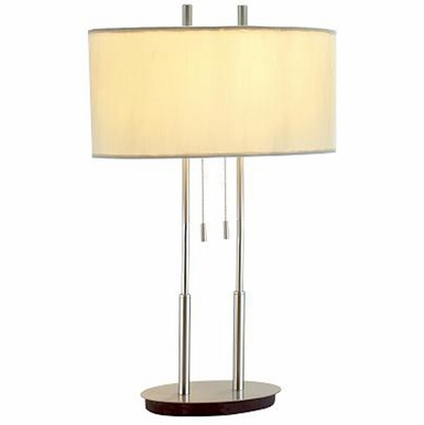 Adesso - Duet Table Lamp - 4015-22
