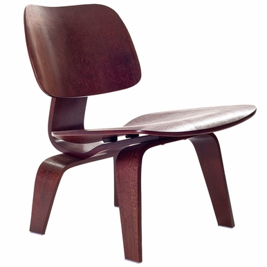 Modway - Fathom Lounge Chair in Wenge - EEI-510-WEN