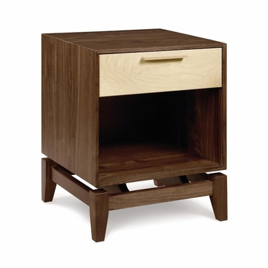 Copeland Furniture - Soho 1 Drawer Nightstand - 2-SOH-10