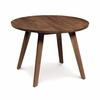 "Copeland Furniture - Catalina Side Table 16 3/4"" In Natural Walnut - 5-CAL-30-04"