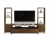 Copeland Furniture - Catalina Bookcase In Natural Walnut - 5-CAL-55-04