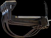 31583       30 Amp Collector, Multi Conductor Assembly - 3 Conductor