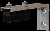 30697   Galvanized Web Bracket Only - 19.25 Inches