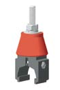 38780  Anchor Clamp With Insulator - SS