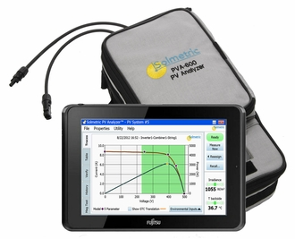 PVA-600+ PV Analyzer Kit (Refurbished)