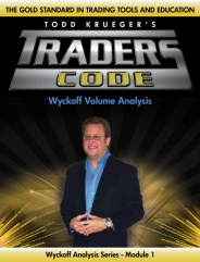 Wyckoff Analysis Series - Module 1: Wyckoff Volume Analysis - 3 DVD Trading Course