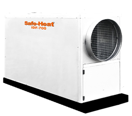 COMMERCIAL PORTABLE HEATING