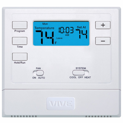 Non-Programmable Wall Thermostats