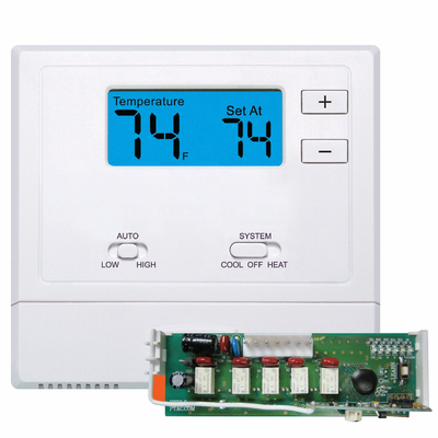 PTAC Units Wall Thermostats