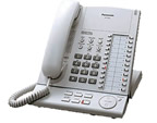 Panasonic KXT7625 KXTDA 24 button speaker phone.  ONE YEAR ADVANCE REPLACEMENT WARRANTY.