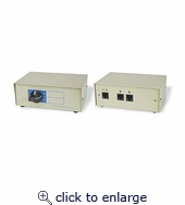 2 To 1 Rj-45 Switchbox