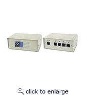 4 To 1 Rj-45 Switchbox