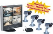 Complete Security Camera Kits