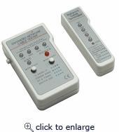 Intellinet Multifunction Cable Tester RJ45/RJ11