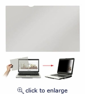 3m Notebook Privacy Filter Fits 15.4 In. Widescreen