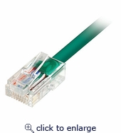 CAT5e Patch Cable 50ft Green