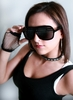 A001-Black Windshield Sunglasses