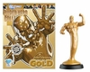 DC Super Hero Collection Magazine #107 Mofal Man Gold Figurine