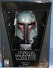 Star Wars Master Replica Scaled Boba Fett Helmet Display
