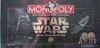 Star Wars Monopoly Collector's Edition Board Game