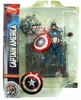 Marvel Select 1st Avenger Captain America Action Figure