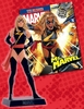 Classic Marvel Figurine Collection Magazine Ms Marvel #76