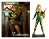 Classic Marvel Figurine Collection Magazine The Enchantress #123