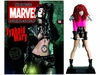 Classic Marvel Figurine Collection Magazine Typhoid Mary #144