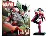 Classic Marvel Figurine Collection Magazine Lady Sif #179