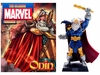 Classic Marvel Figurine Collection Magazine Special Odin
