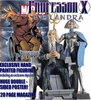 Classic Marvel Figurine Collection Magazine Special Professor X and Lilandra