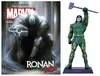 Classic Marvel Figurine Collection Magazine Special Ronan
