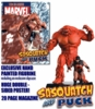 Classic Marvel Figurine Collection Magazine Special Sasquatch & Puck