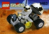 Lego 6463 Space Port Lunar Rover Set