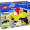 Lego 2904 Duplo Action Wheelers Cycle Cruiser Set