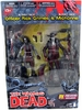 The Walking Dead Rick Grimes & Michonne 2 Pack Figure Set