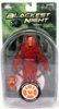 DC Direct Blackest Night Orange Lantern Lex Luthor Action Figure