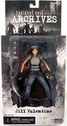 NECA Resident Evil Archives Jill Valentine Action Figure