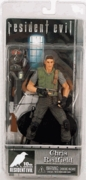 NECA Resident Evil 10th Anniversary Chris Redfield Figure