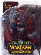 World of Warcraft Worgen Spy Garm Whitefang Figure