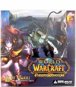 World of Warcraft Lady Vashj Deluxe Collectors Box Set