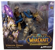 World of Warcraft Series 2 Draenei  Paladin Vindicator Marrad Figure