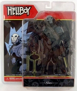 Mezco Hellboy Comic Series Alien Action Figure